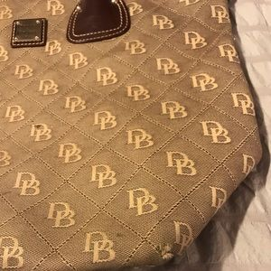 Dooney and Bourke large carryall